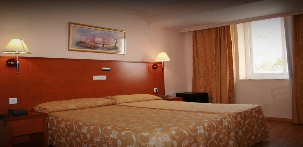 hotel cabañas puertollano