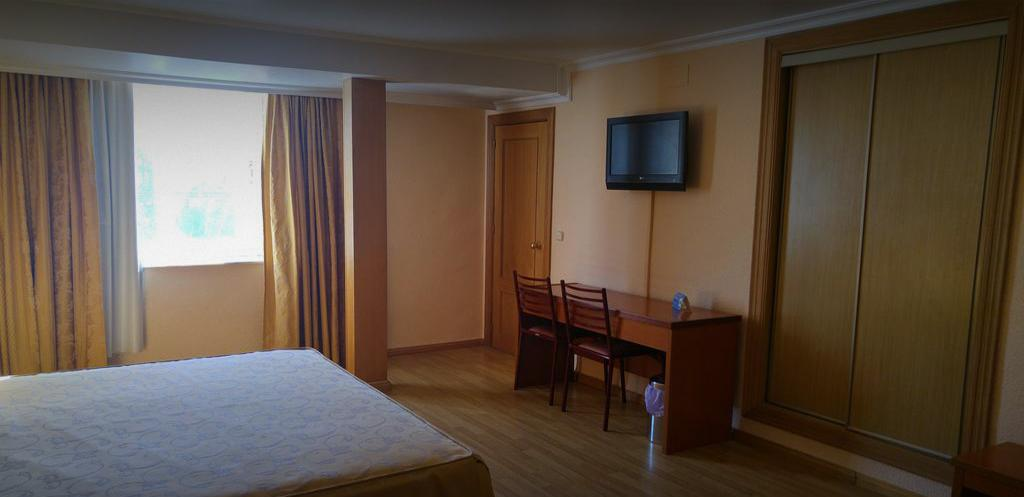 reservar hotel en puertollano